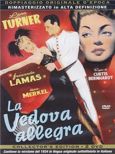 La vedova allegra (1934+1952) - DVD - MediaWorld.it