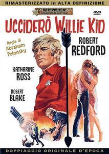 Uccidero' Willie Kid - DVD - MediaWorld.it