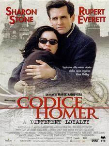 CODICE HOMER - A DIFFERENT LOYALTY - DVD - MediaWorld.it