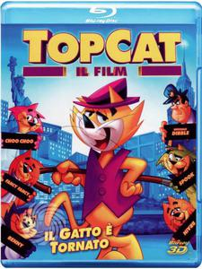 Top cat - Il film - Blu-Ray  3D - MediaWorld.it
