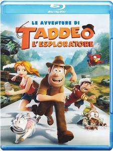 Le avventure di Taddeo l'esploratore - Blu-Ray  3D - MediaWorld.it