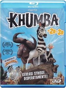 Khumba - Cercasi strisce... disperatamente - Blu-Ray  3D - MediaWorld.it