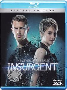 Insurgent - The divergent series - Blu-Ray  3D - MediaWorld.it