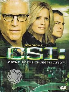 CSI - Crime Scene Investigation - DVD - Stagione 14 - MediaWorld.it