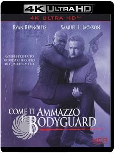 COME TI AMMAZZO IL BODYGUARD - Blu-Ray  UHD - MediaWorld.it