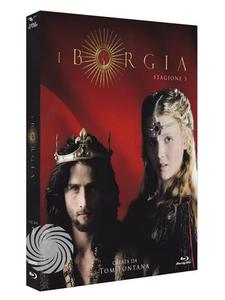 I Borgia - Blu-Ray  - Stagione 3 - MediaWorld.it