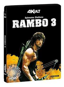 Rambo III - Blu-Ray  UHD - MediaWorld.it
