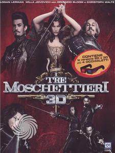 I tre moschettieri - DVD  3D - MediaWorld.it
