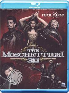 I tre moschettieri - Blu-Ray  3D - MediaWorld.it