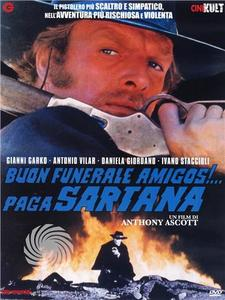 Buon funerale amigos!... Paga Sartana - DVD - MediaWorld.it