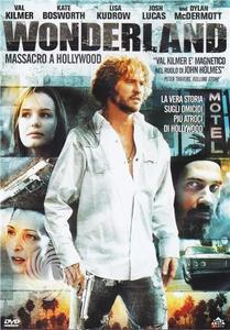 Wonderland - Massacro a Hollywood - DVD - MediaWorld.it