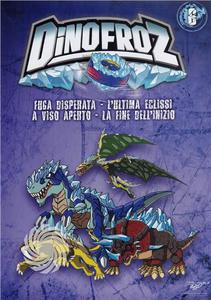Dinofroz - DVD - Stagione 1 - MediaWorld.it