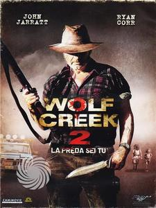 Wolf Creek 2 - La preda sei tu - DVD - MediaWorld.it