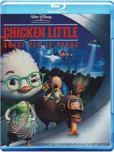 Chicken Little - Amici per le penne - Blu-Ray - MediaWorld.it