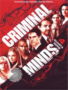 Criminal minds - DVD - Stagione 4 - MediaWorld.it