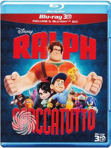 Ralph spaccatutto - Blu-Ray  3D - MediaWorld.it