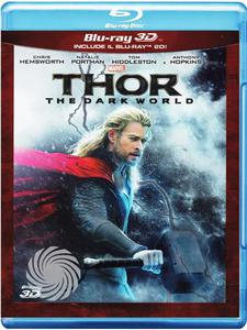 Thor - The dark world - Blu-Ray  3D - MediaWorld.it