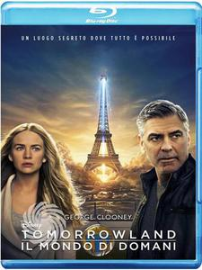 Tomorrowland - Il mondo di domani - Blu-Ray - MediaWorld.it