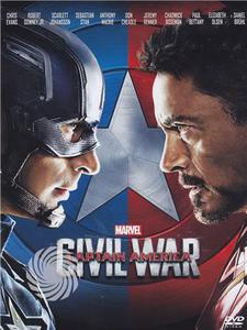 Captain America - Civil war - DVD - MediaWorld.it