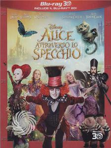 Alice attraverso lo specchio - Blu-Ray  3D - MediaWorld.it
