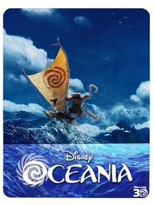 Oceania - Blu-Ray 3D Steelbook - MediaWorld.it