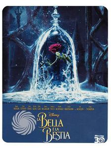 LA BELLA E LA BESTIA - Blu-Ray 3D Steelbook - MediaWorld.it