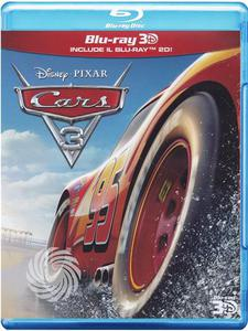 Cars 3 - Blu-Ray  3D - MediaWorld.it