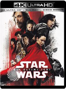 STAR WARS VIII - GLI ULTIMI JEDI - Blu-Ray  UHD - MediaWorld.it