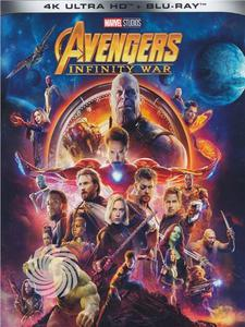 Avengers - Infinity war - Blu-Ray  UHD - MediaWorld.it