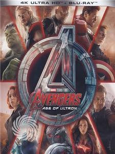 Avengers - Age of Ultron - Blu-Ray  UHD - MediaWorld.it