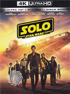 SOLO - A STAR WARS STORY - Blu-Ray  UHD - MediaWorld.it