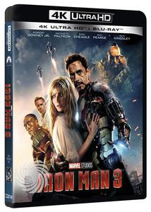 Iron man 3 - Blu-Ray  UHD - MediaWorld.it