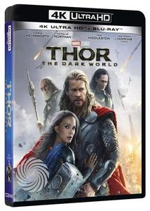 Thor - The dark world - Blu-Ray  UHD - MediaWorld.it