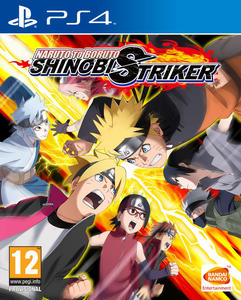 Naruto to Boruto Shinobi Striker - PS4 - PRMG GRADING OOCN - SCONTO 20,00% - MediaWorld.it