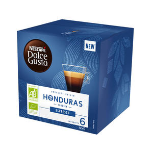 NESCAFE' Dolce Gusto Espresso Biologico Honduras - MediaWorld.it