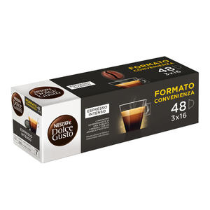 NESCAFE' Dolce Gusto Espresso Intenso Megapack - MediaWorld.it