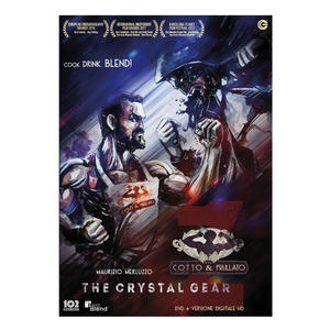 Cotto & Frullato Z - The Crystal Gear - DVD - MediaWorld.it