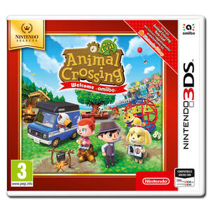 Animal Crossing New Leaf - Welcome Amiibo (Nintendo Select) - 3DS - MediaWorld.it