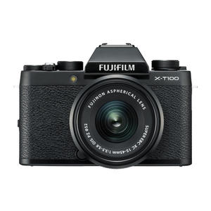 FUJIFILM X-T100 +XC15/45mm Black - MediaWorld.it