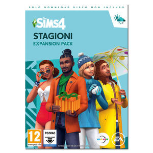 The Sims 4 Stagioni - PC - MediaWorld.it