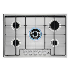 ELECTROLUX EGS7534X - MediaWorld.it