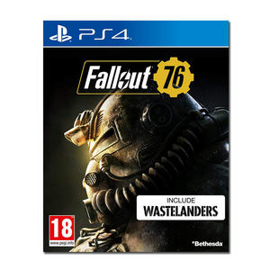 Fallout 76: Wastelanders - PS4 - MediaWorld.it