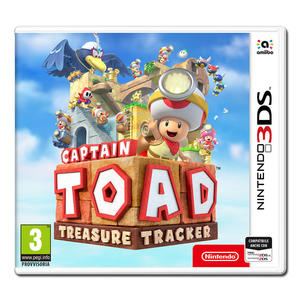 Captain Toad - Treasure Tracker - 3DS - MediaWorld.it