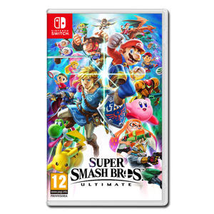 PREVENDITA Super Smash Bros. Ultimate - NSW
