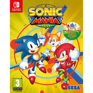 Sonic Mania Plus - NSW - MediaWorld.it