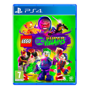 LEGO DC Super Villains - PS4 - PRMG GRADING ONBN - SCONTO 15,00% - MediaWorld.it