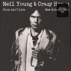 Neil Young & Crazy Horse - Live At Farm Aid 7 In New Orleans - Vinile - MediaWorld.it