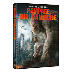 Rampage - Furia Animale - DVD - MediaWorld.it
