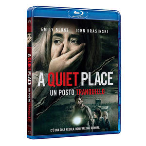 A Quiet Place. Un posto tranquillo - Blu-Ray - MediaWorld.it