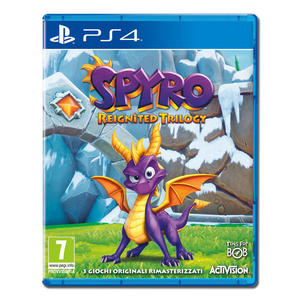Spyro Reignited Trilogy - PS4 - MediaWorld.it